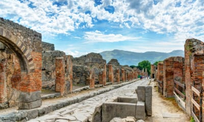 Pompeje, Itálie