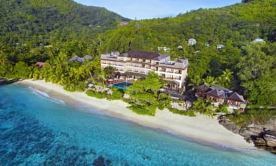 Seychely, Hilton, dovolená