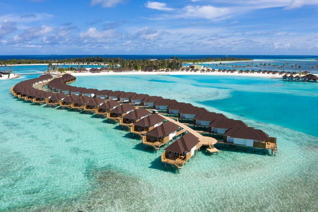 Maledivy - The Sun Siyam Olhuveli Beach