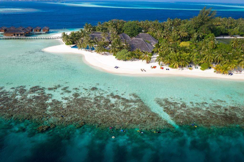 Maledivy - Vilamendhoo Island Resort