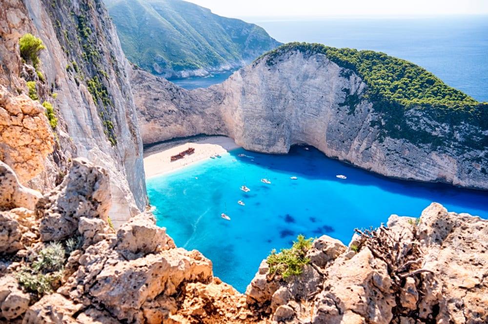 Zakynthos - Řecko