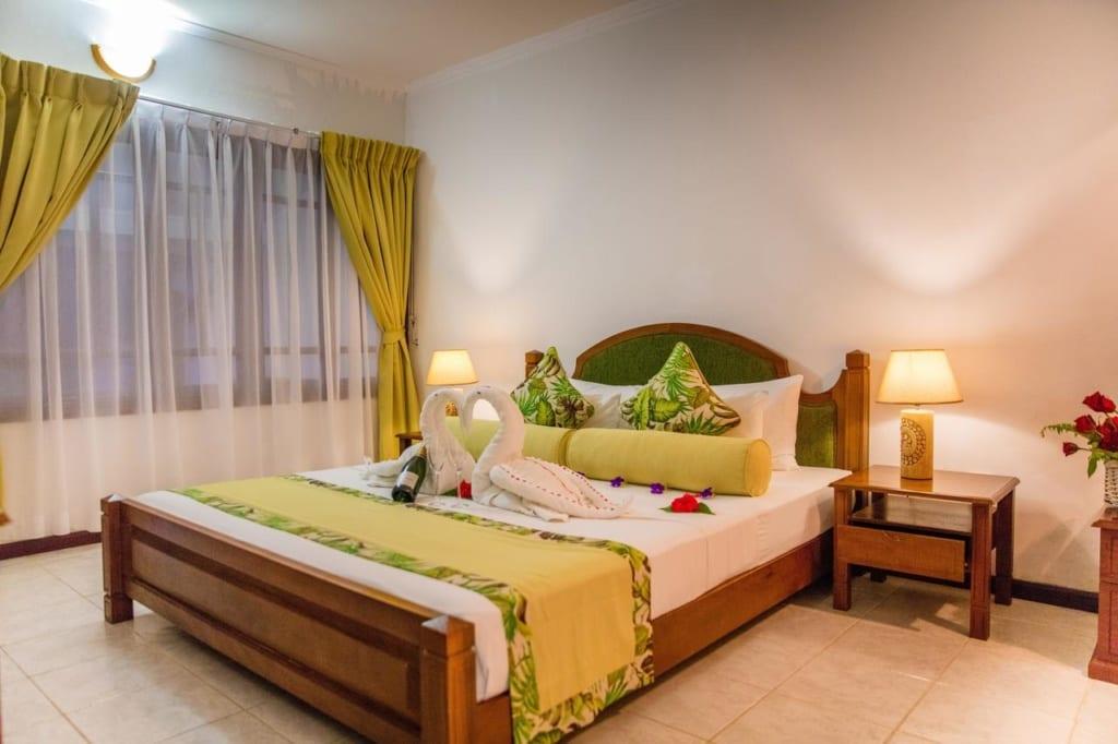 Dovolená na Seychelách, La Digue resort