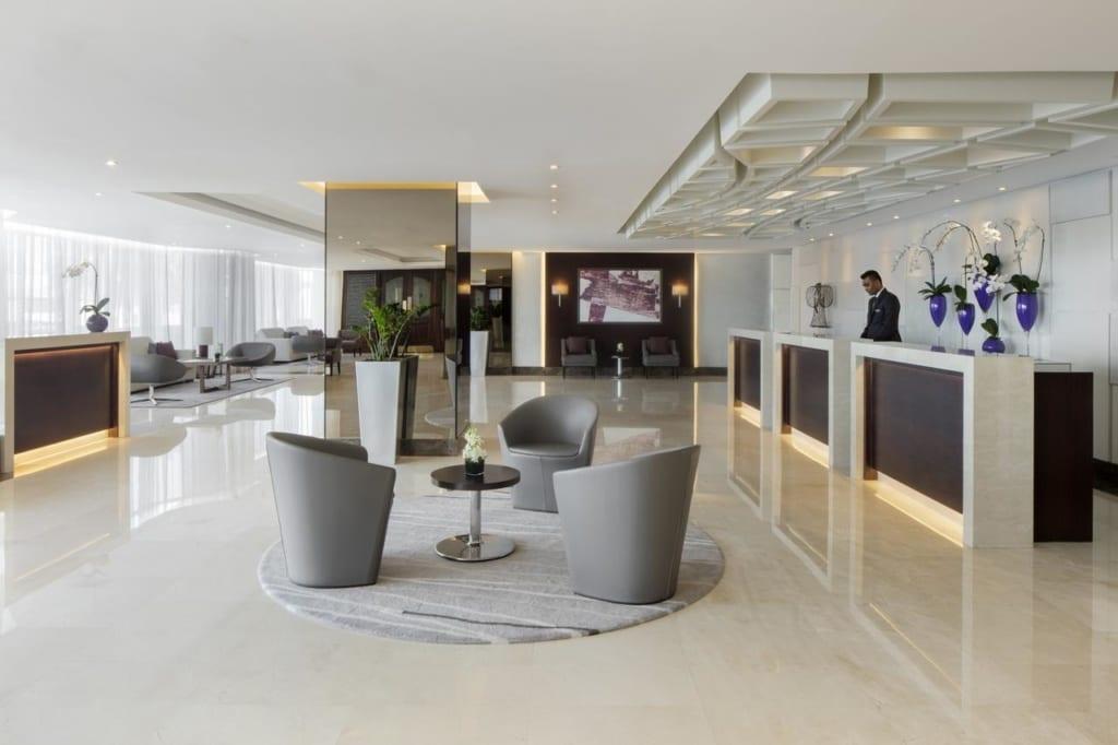 Jumeira Rotana, Dovolená v Dubaji