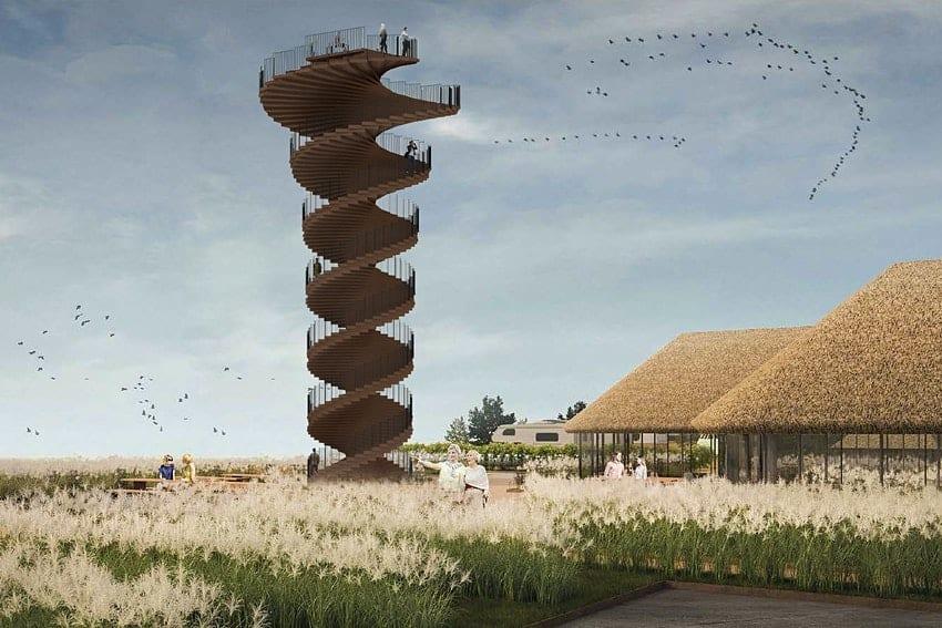 Marsh-Tower