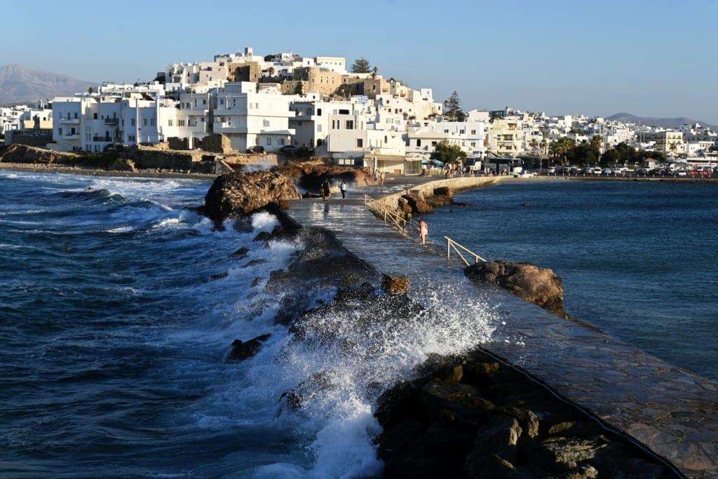 Řecko, cestování za pandemie