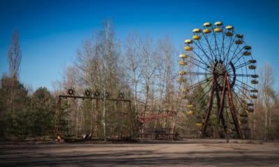 Černobyl, Ukrajina