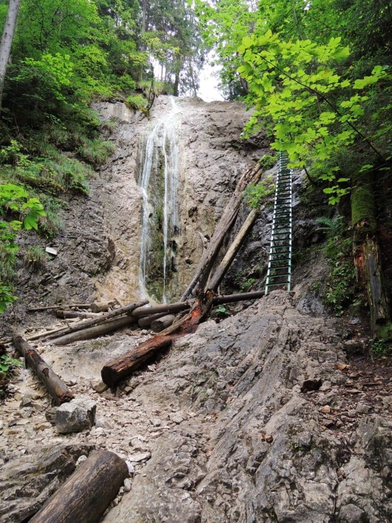 Duhový vodopád na Slovensku, Slovensko, Slovenské vodopády