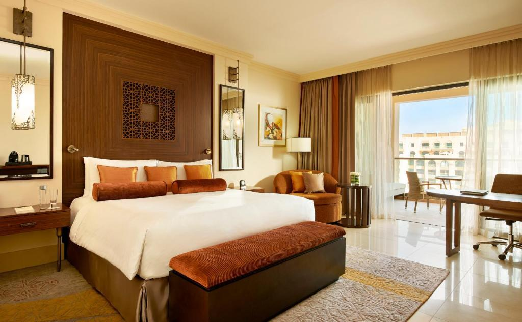 Dubaj - Hotel Fairmont The Palm*****