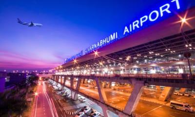 Letiště Suvarnabhum, Vietnam