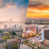 Letenka Los Angeles a Las Vegas, multicity