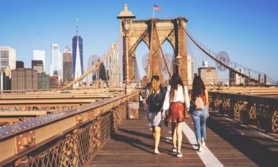 USA. New York
