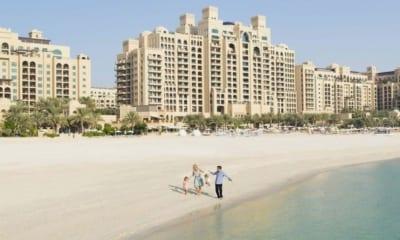 Dubaj dovolená