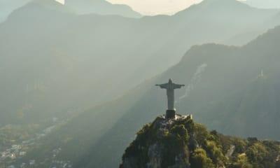 Socha Ježíše, Brazílie