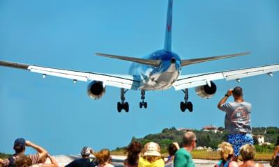 Skiathos letiště, Řecko