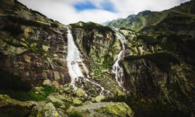 Slovenské vodopády