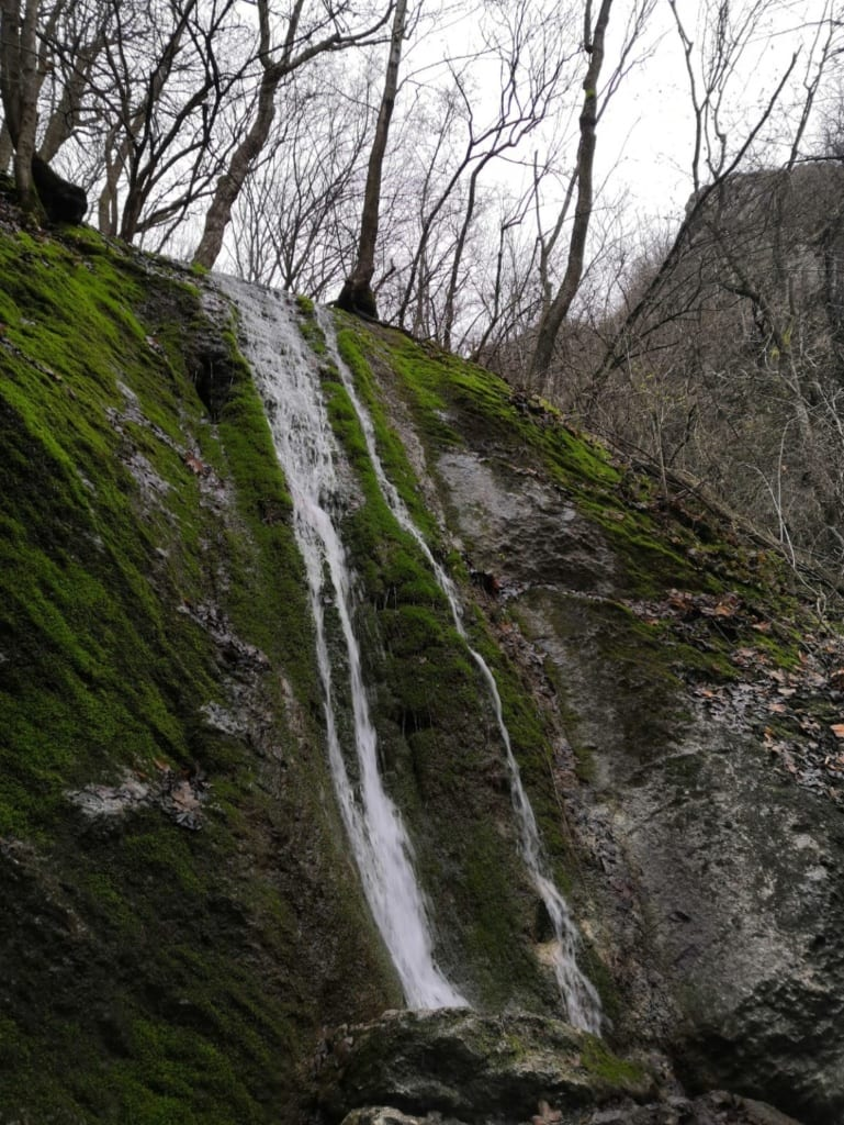 Hlbočiansky vodopád na Slovensku, Slovensko, Slovenské vodopády
