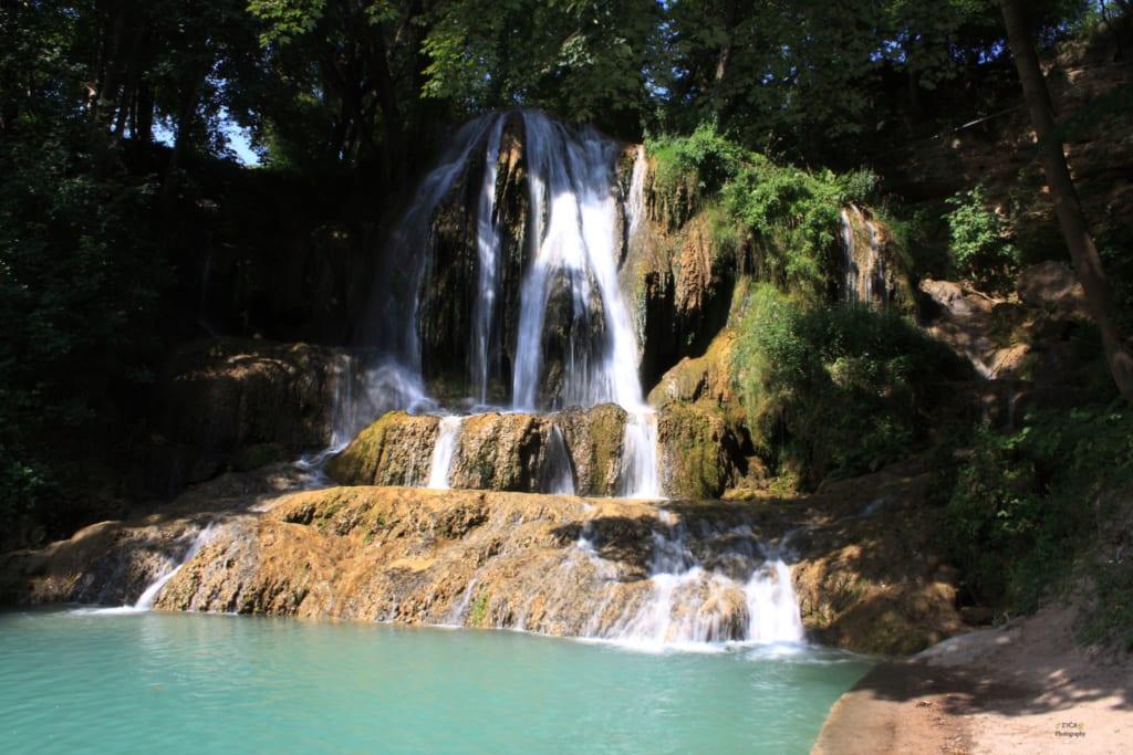 Lučanský vodopád, Slovensko