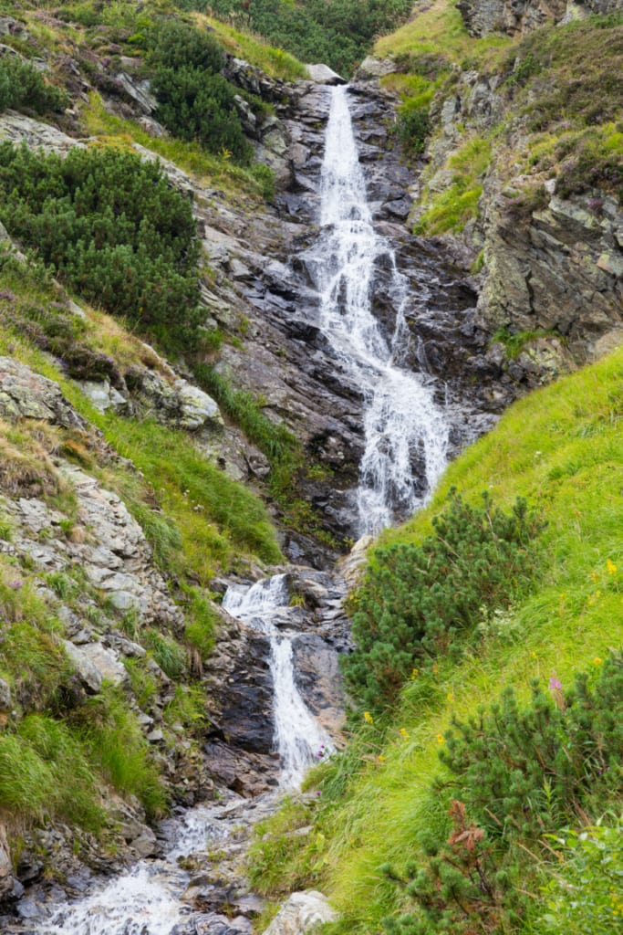 Šafáriový vodopád na Slovensku, Slovensko, Slovenské vodopády