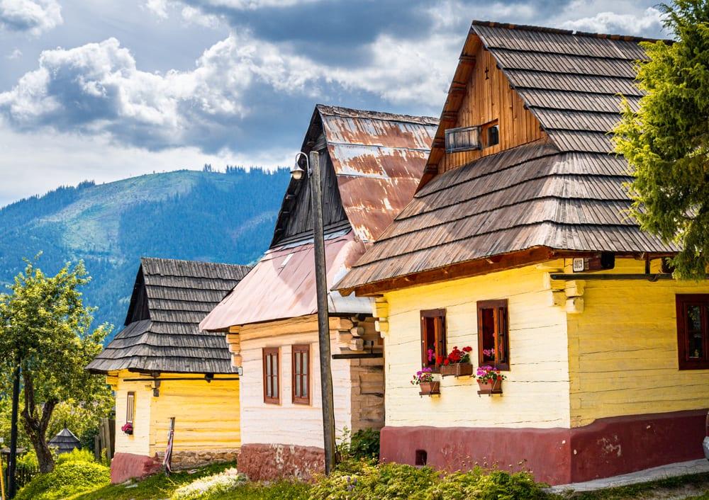 Památky Unesco Slovensko, Vlkovínec