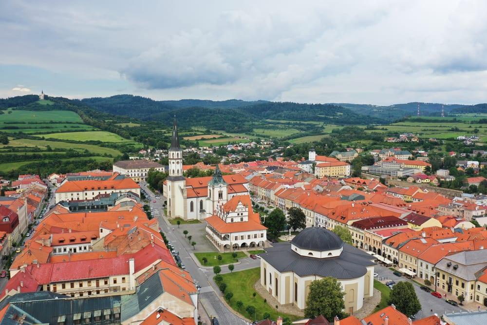 Památky Unesco Slovensko, Levoča, spišský hrad
