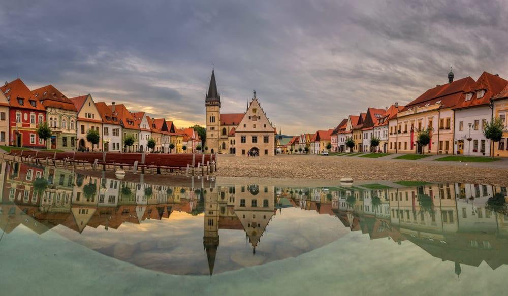 Památky Unesco, Slovensko, Bardejov