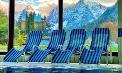 Dovolená ve Slovinsku, Best Western Hotel Kranjska Gora, lázně