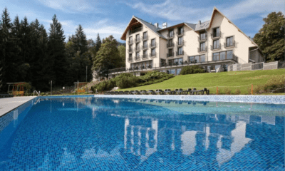 Dovolená v Česku, Beskydy, pobyt v hotelu Beltine Forest Hotel