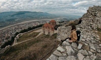 Albánie cestopis