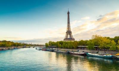 Paříž, Eiffelova věž