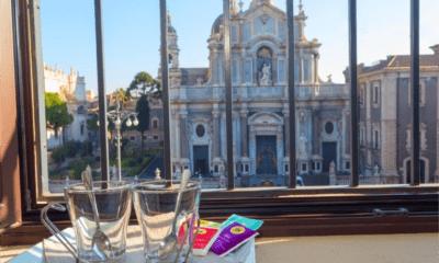 Dovolená na Sicílii, Le Suites Del Duomo, výhled