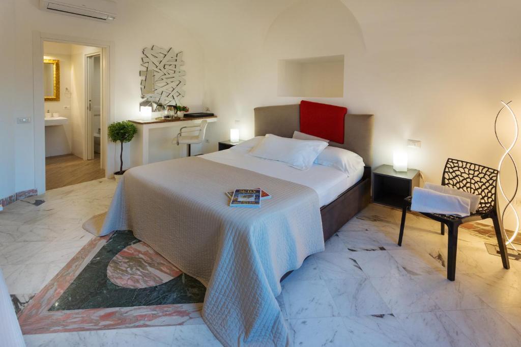 Dovolená na Sicílii, Le Suites Del Duomo,