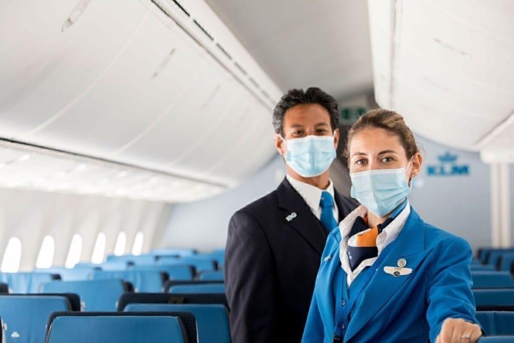KLM personál