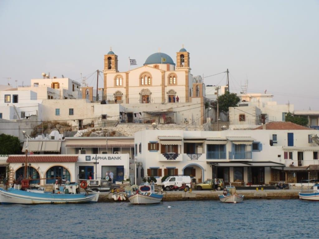 Řecko - Lipsi