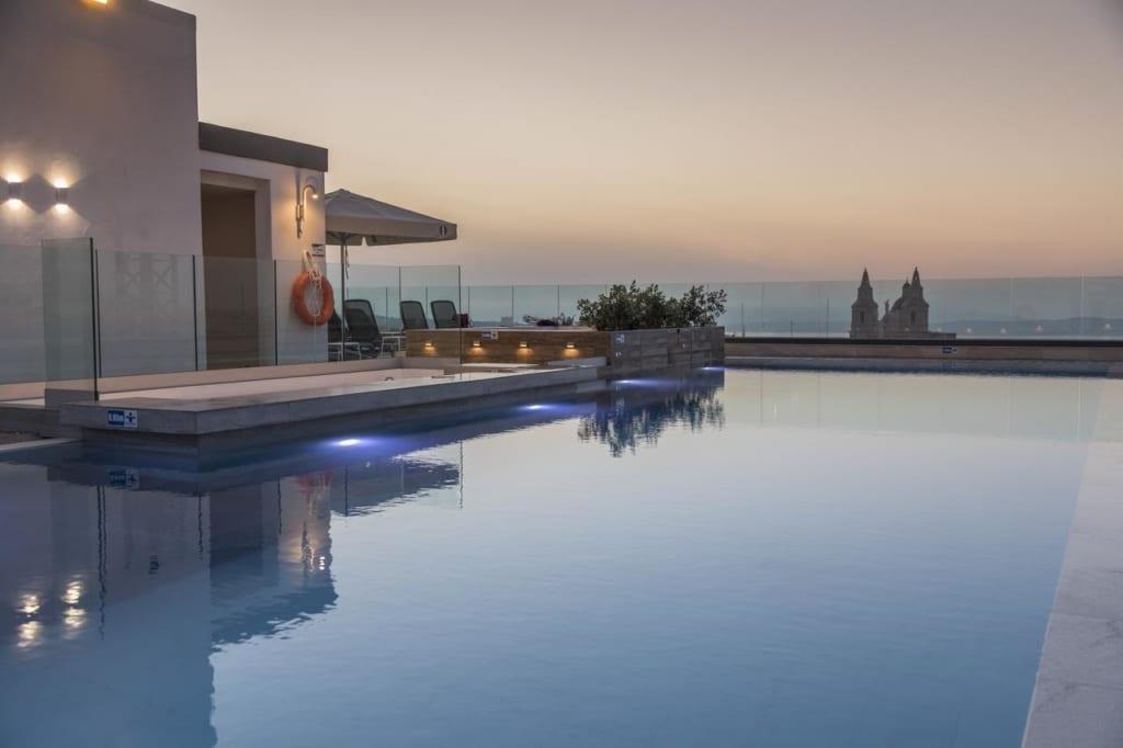 Dovolená, Malta, Solana Hotel & Spa
