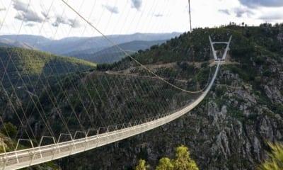 Most pěší, Portugalsko