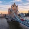Tower Bridge v Londýně