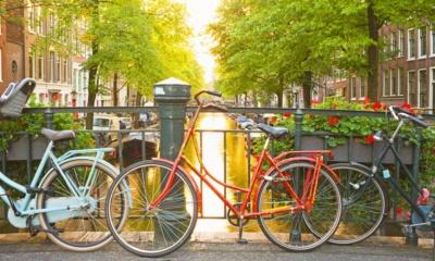 Kolo v Amsterdamu, Nizozemsko