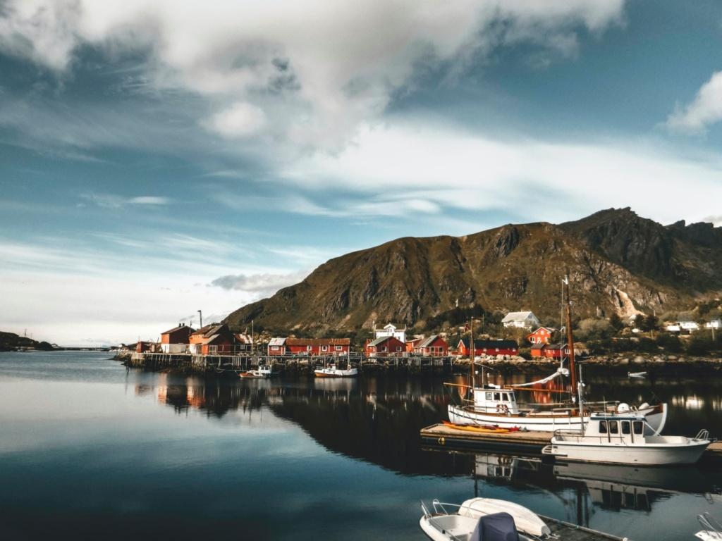 Norský přístav