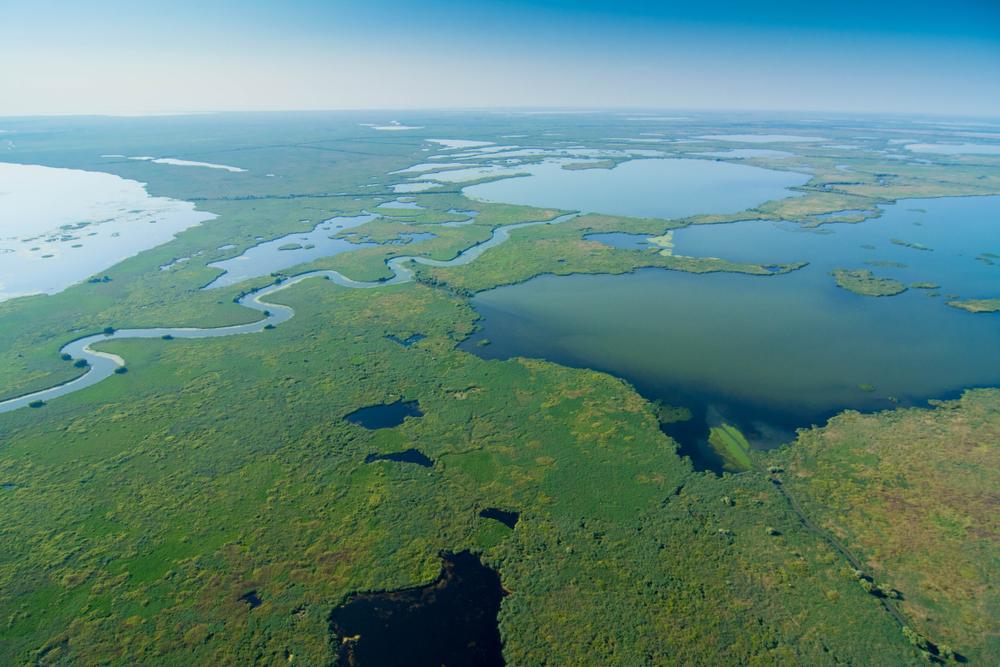 Delta Dunaje, Rumunsko a Ukrajina