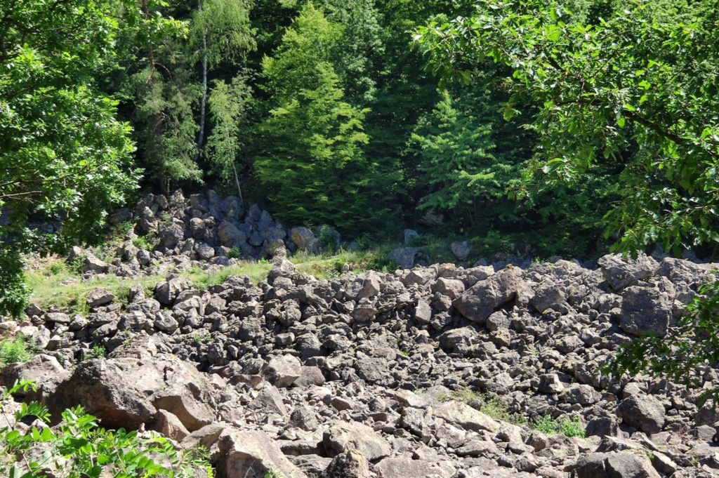 Kamenné moře na Slovensku