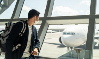 Přílet a odlet ze zahraničních letišť