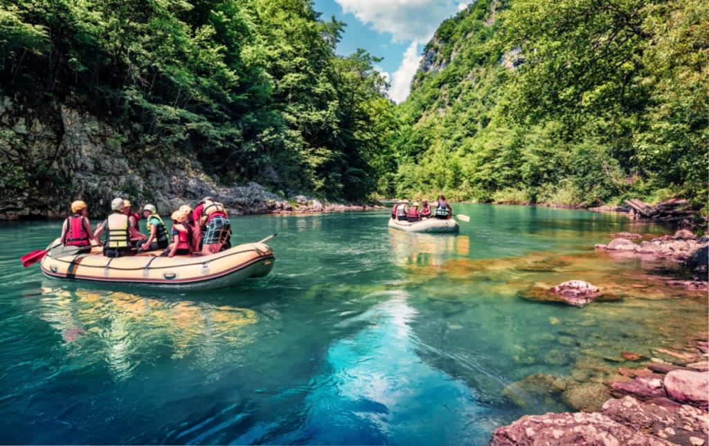 Řeka Tara