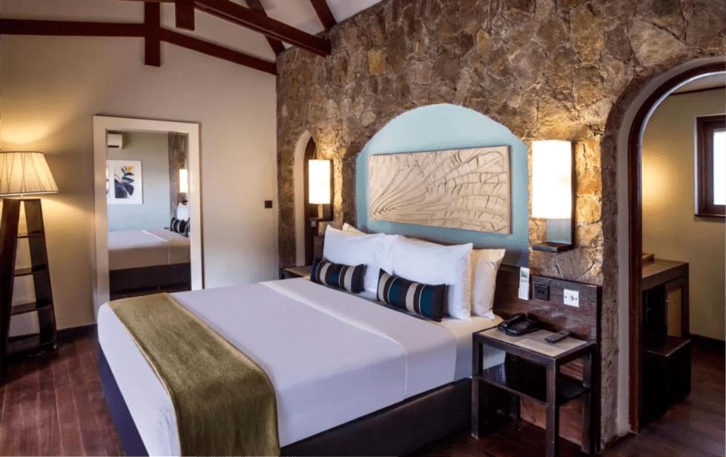 Dovolená na Seychelách, Praslin, Pradise Sun hotel