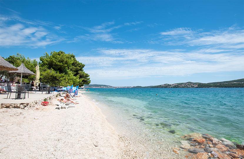Dovolaná Hotel only v apartmánech typu Superior, Aparntemts Medena, Trogir, Chorvatsko