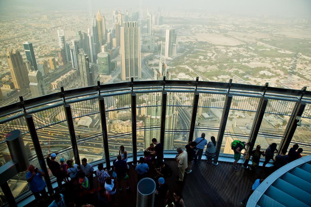 Dubaj - Burj Khalifa