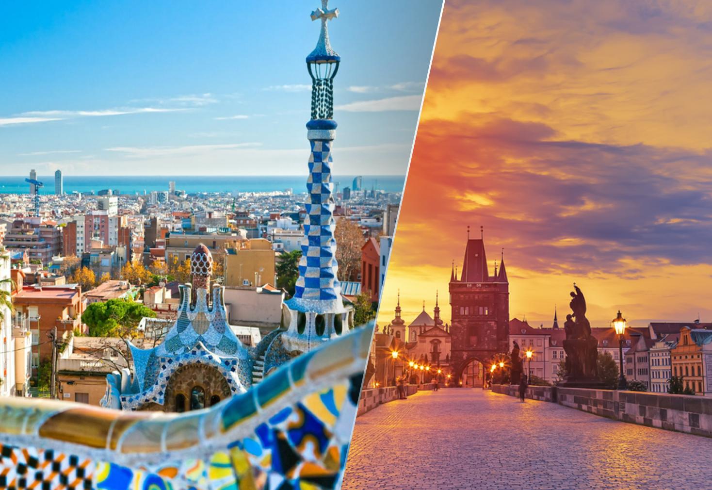 Cestování do Španělska, Praha riziková