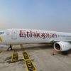 Letadlo Ethiopian Airlines