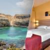Dovolená na Maltě se snídaní v Luna Holiday complexu