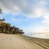 Mombasa Keňa, pláž