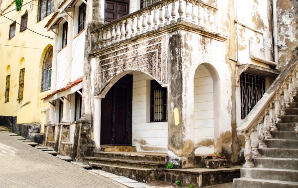 Mombasa, Staré město
